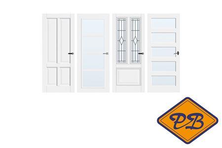 Afbeelding voor categorie Luxe Bruynzeel binnendeuren