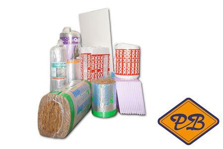 Afbeelding voor categorie Isolatiematerialen