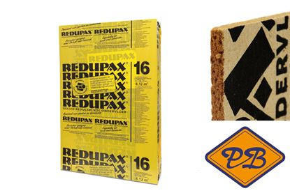 Afbeeldingen van Redupax ondervloerplaat  9mmx59cmx86cm(per pak van 16 platen=8,12m²)