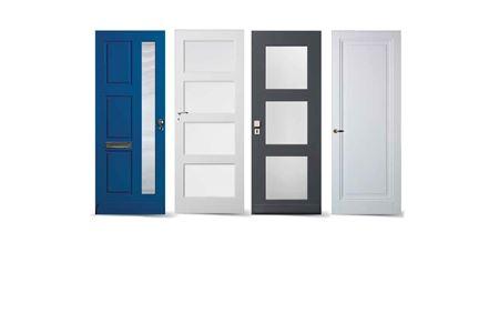 Afbeelding voor categorie Luxe voor-en achterdeuren Skantrae