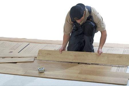 Afbeelding voor categorie Vloeren legservice door professionals