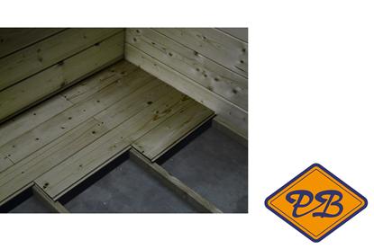 Afbeeldingen van Vloerpakket B-1 standaard verduurzaamd