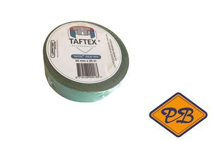 Afbeeldingen van Taftex folie tape 5x2500cm (per rol=25 meter)