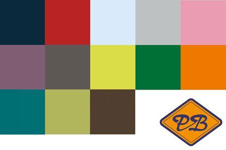 Afbeelding voor categorie Kronospan geplastificeerd spaanplaat uni kleuren