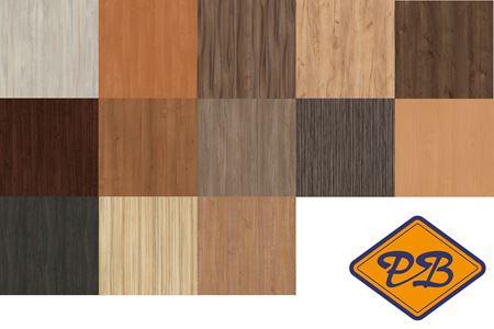 Afbeelding voor categorie Kronospan geplastificeerd spaanplaat standaard kleuren