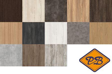 Afbeelding voor categorie Kronospan geplastificeerd spaanplaat contempo kleuren