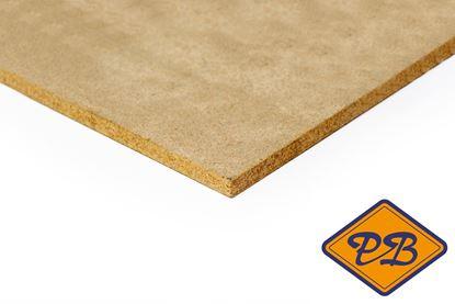 Afbeeldingen van cementgebonden houtspaanplaat ongeschuurd 260x125cm