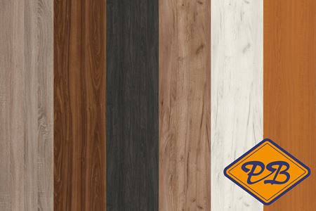 Afbeelding voor categorie HPL platen standaard kleuren