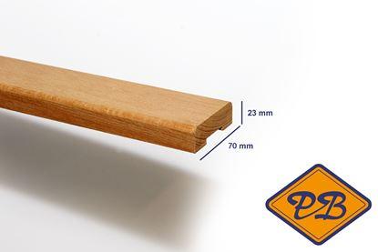 Afbeeldingen van beuken stofdorpel model jt13 100cm
