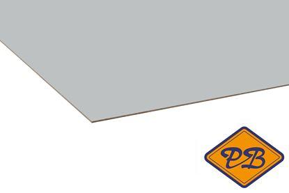 Afbeeldingen van kronospan hpl plaat color aluminium 0,8mmx305x132cm (kleurnummer: 0881 PE)