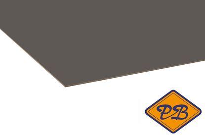 Afbeeldingen van kronospan hpl plaat hoogglans cobalt grijs 0,8mmx305x132cm (kleurnummer: 6299 MG)