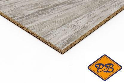 Afbeeldingen van kronospan geplastificeerd spaanplaat contempo artwood donker 280x207cm XL (kleurnummer: K084 SN)