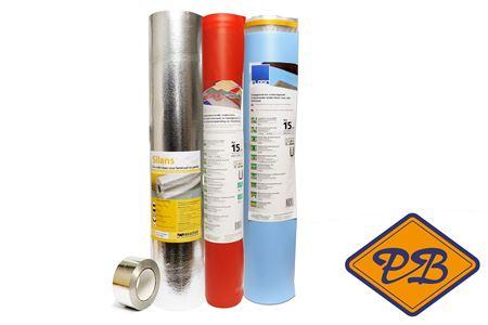 Afbeelding voor categorie Ondervloeren/toebehoren voor PVC  hydro-core & SPC vloeren