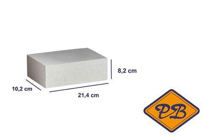 Afbeeldingen van Kalkzandmetselsteen CS 16 maasformaat 10,2x8,2x21,4cm