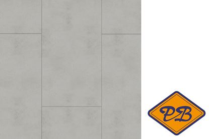 Afbeeldingen van HDM plafondtegel MDF pan o'quick beton XL 8mm