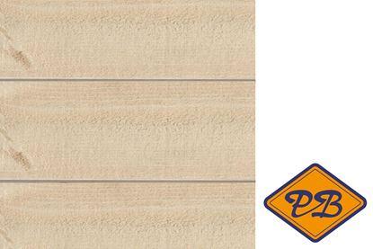 Afbeeldingen van Farmwood massief grenen steigerhouten wandpaneel sand 18mm