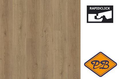 Afbeeldingen van HDM DSIRE rapidclick laminaat plank Bonn 7mmx19,3x137,6cm (per pak van 9 stuks=2,390m²)