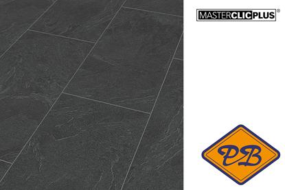 Afbeeldingen van Meister LB150 masterclic plus tegel laminaat 6137 Leisteen antraciet 8mmx39,5x85,3cm (per pak van 7 stuks=2,36m²)