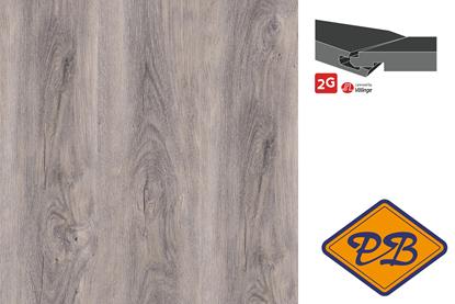 Afbeeldingen van HDM vinyluxe SPC click plank Manchester 3,5mmx18x122cm (per pak van 12stuks=2,635m²)