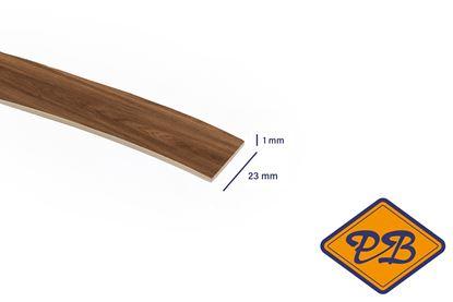 Afbeeldingen van ABS kantenband 1x23mm voor Kronospan geplastificeerd spaanplaat castello cognac eiken kleurnummer: K359 PW (per rol=25mtr)