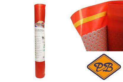 Afbeeldingen van Heat-Foil ondervloer 1,2mmx100x1500cm (per rol=15m²)