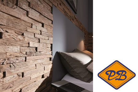 Afbeelding voor categorie Luxe massief houten wandbekleding