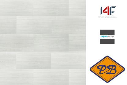 Afbeeldingen van HDM aqua step SPC click wand- en vloertegel Dundee 4mm